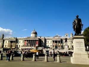 so much to do in the National Gallery!
