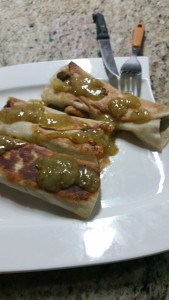 Enchiladas, need I say more? Thanks to my mamatica, they were DELICIOUS.