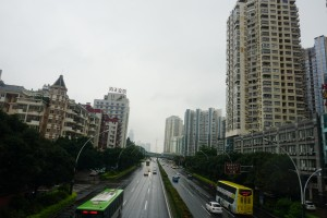 Downtown Xiamen