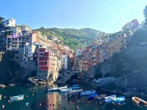 Riomaggiore, Italy  - Cinque Terre