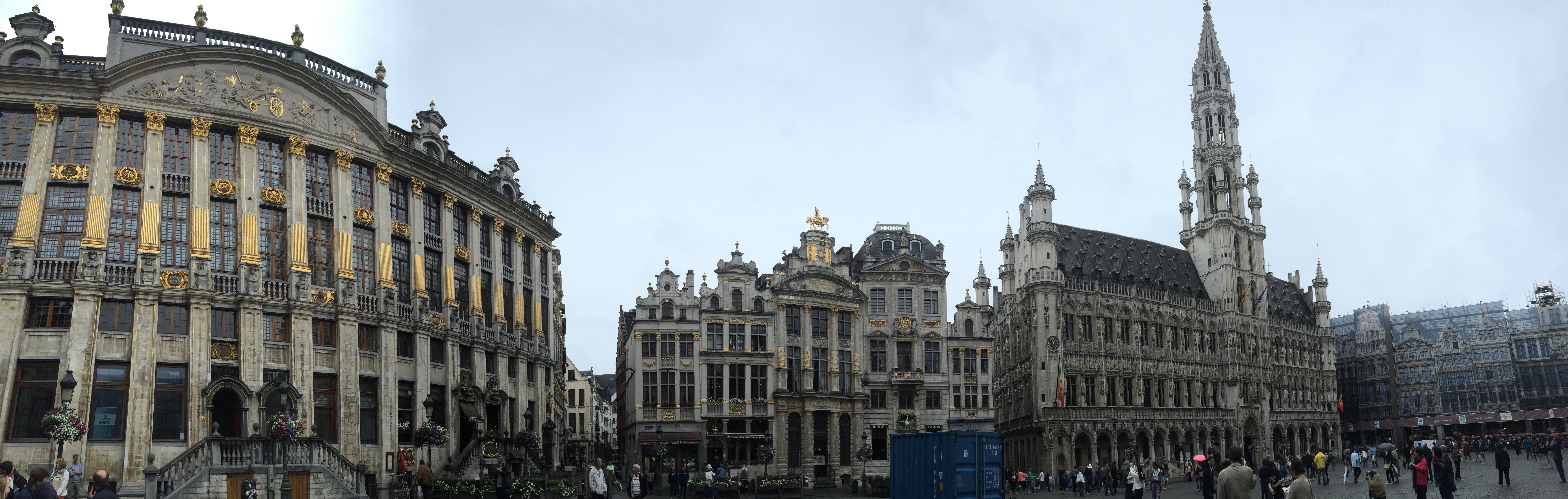 First Thoughts of Brussels