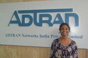 company visit to ADTRAN