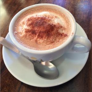 Can I get a cappuccino?