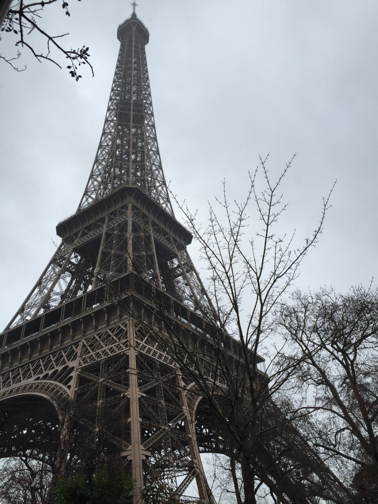 The Eiffel Tower from my visit to Paris, France a couple of weeks ago.