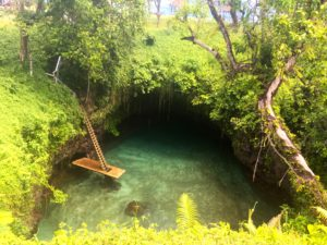 To Sua Trench Pool, Samoa