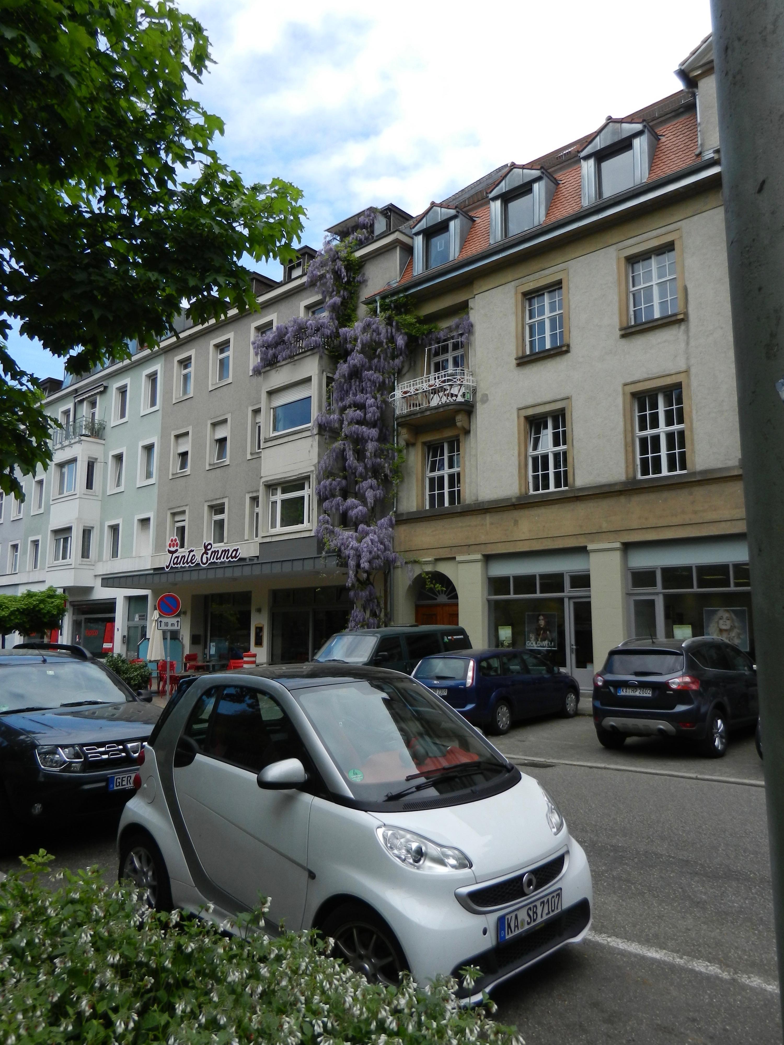 Walking in Germany