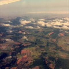 Arriving in Ghana