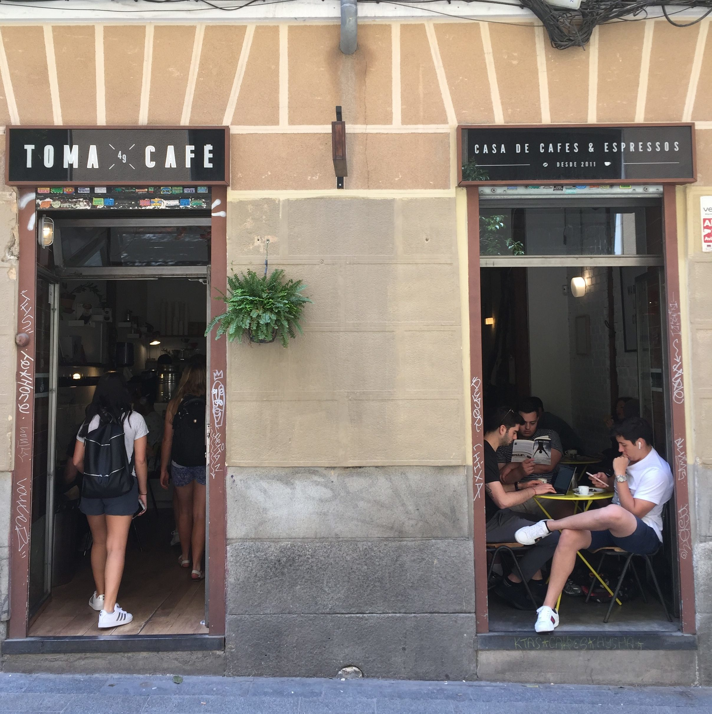 """Where To Go When There's No """"Ferg-bucks"""" in Madrid"""