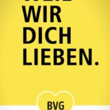 Ich liebe dich: The BvG and I