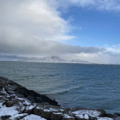 First Excursion — Iceland!
