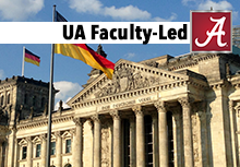 UA in Germany: Honors – Global Perspectives through Intercultural Experience