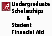 UA Scholarship and Financial Aid