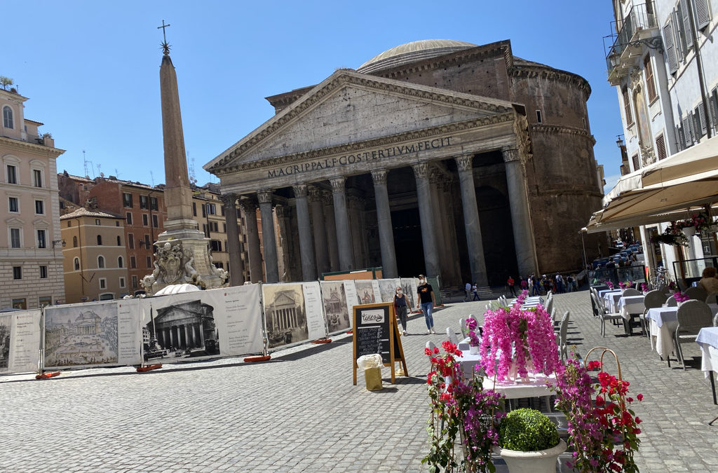 There's No Place Like Rome